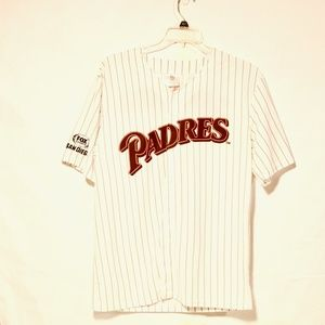 SD San Diego Padres Hall of Fame Baseball Jersey